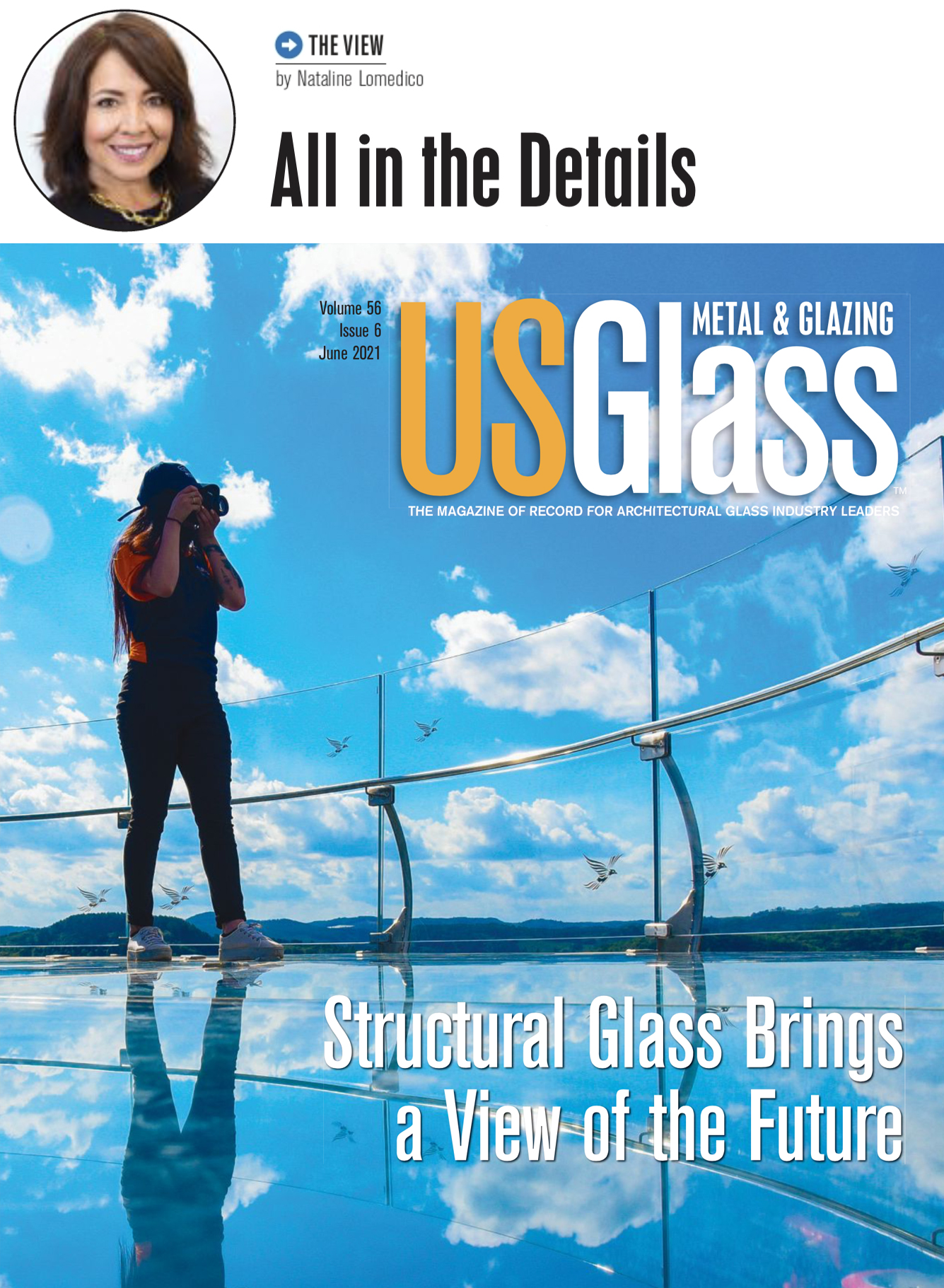 All in the Details: The View by Nataline Lomedico, CEO of Giroux Glass