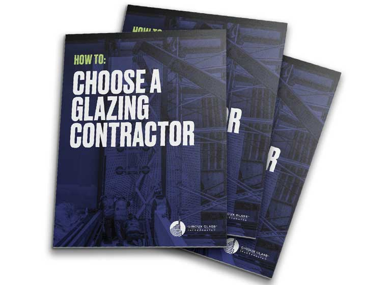 glazing contractor guide